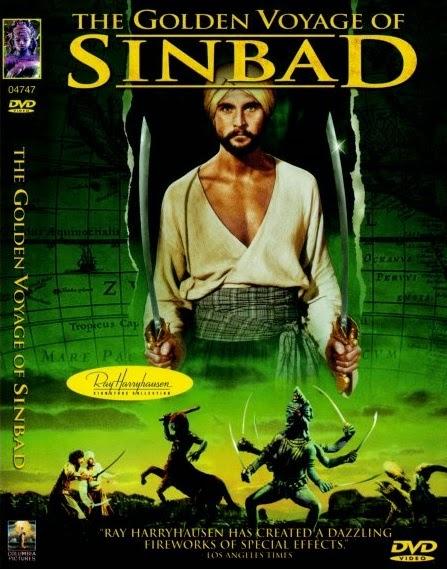 The Golden Voyage of Sinbad [DVD9]