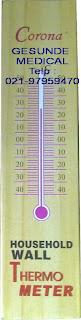 Termometer ruang
