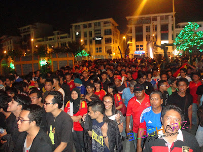 8 Final Euro 2012 di I City Shah Alam