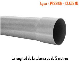 Tubos Simple Presión - Clase 10