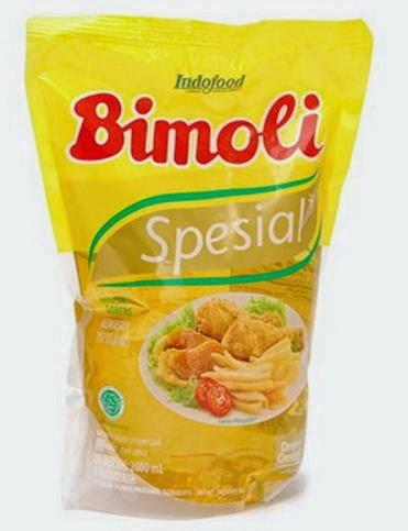 Harga Minyak Goreng Bimoli