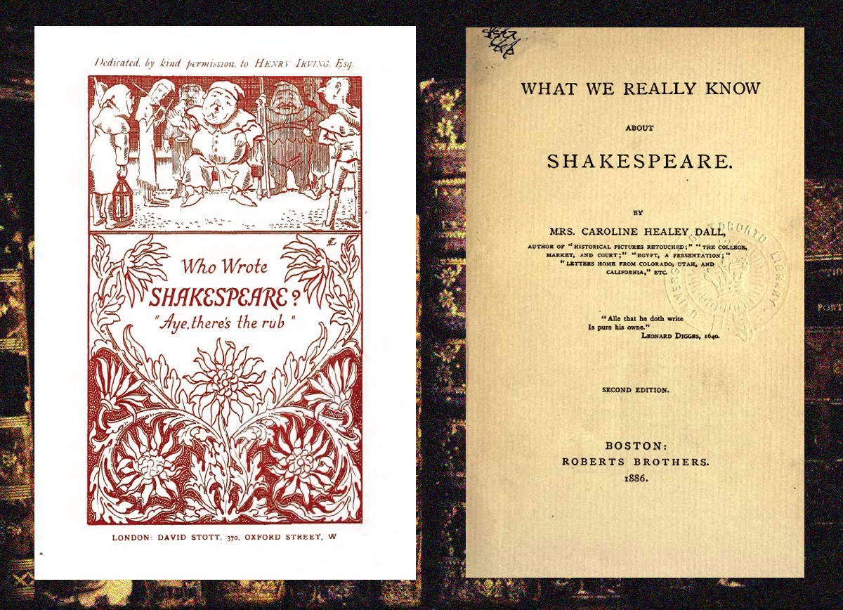 the book shelf who really wrote shakespeare s plays books on who really wrote shakespeare s plays 50 books on cdrom