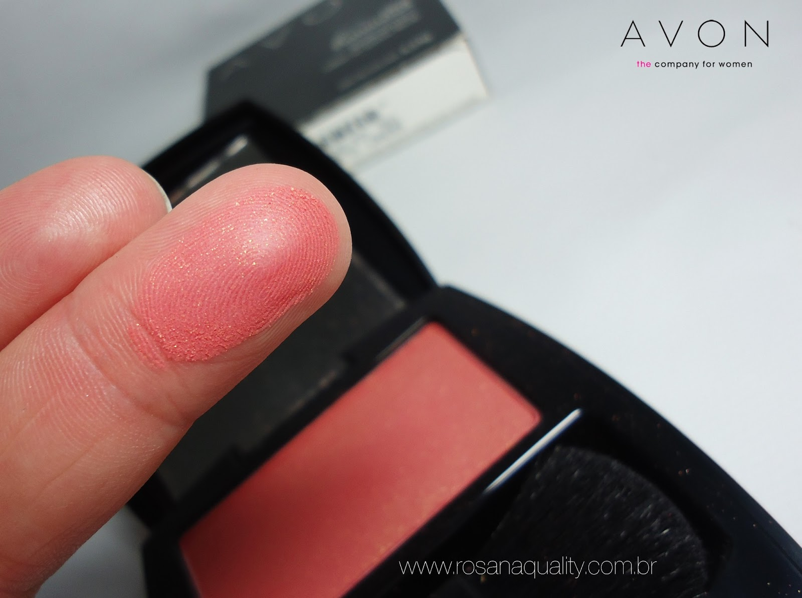 Blush Berry Glow Avon