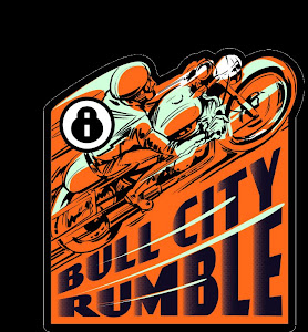 Bull City Rumble 2012 patch