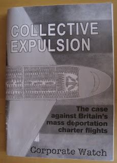 'Collective Expulsion' report by Corporate Watch & Stop Deportation