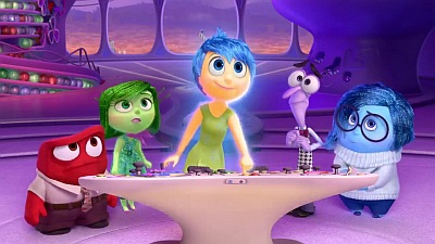 Inside Out (2015 / Movie) - Trailer 2 - Screenshot
