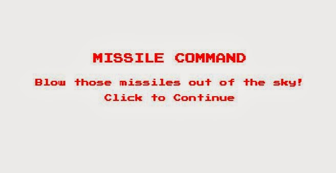 Play missile game in you tube website