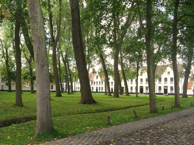 beghinaggio di Bruges
