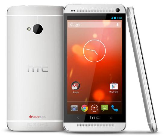 HTC One Nexus Experience