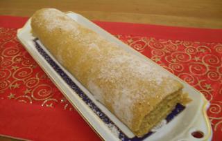 Torta de abóbora e canela light