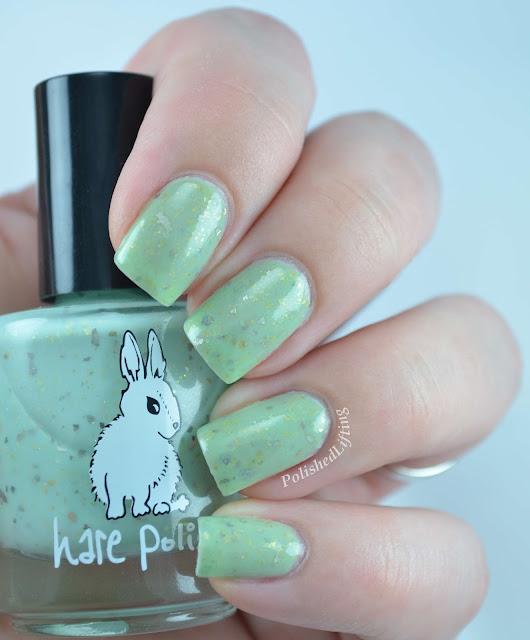 Hare Polish Born to Roam