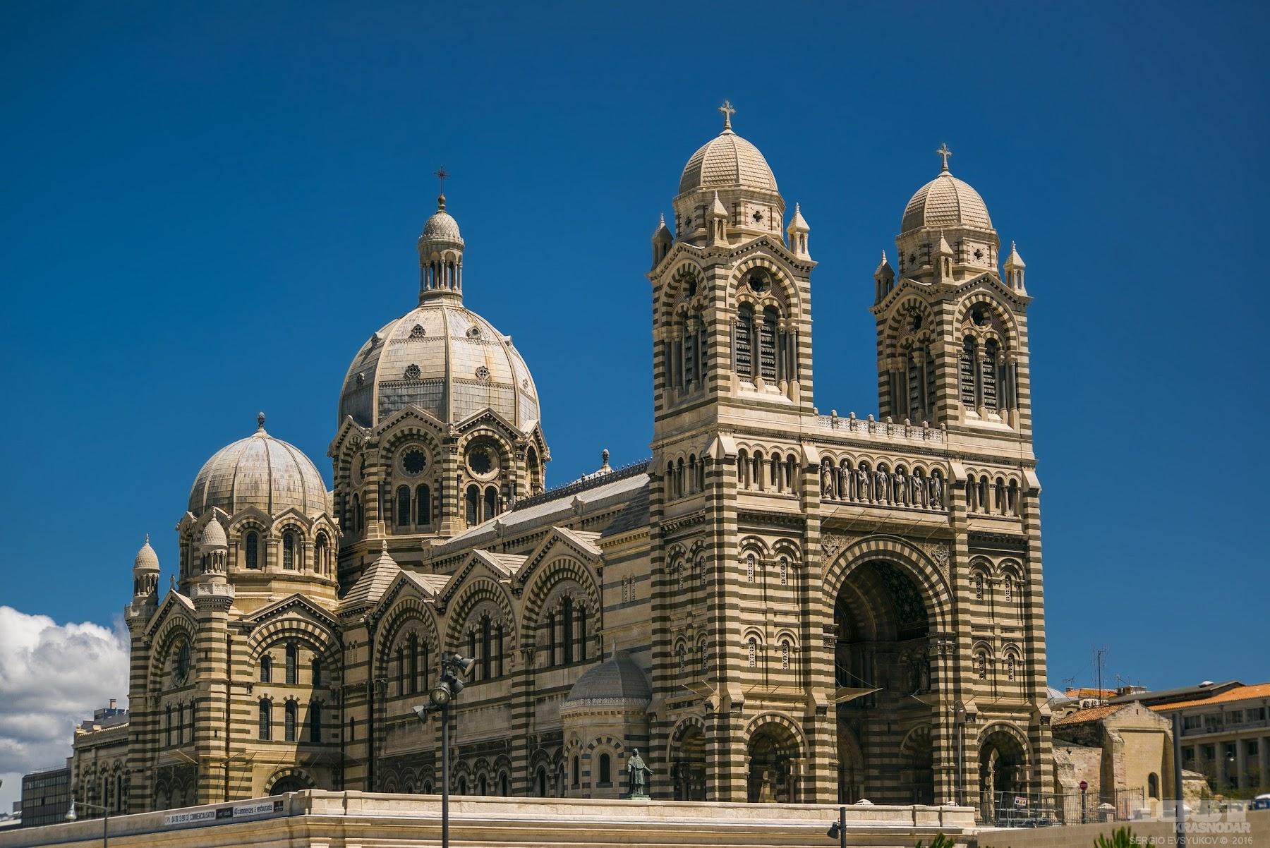 Cathédrale La Major  Marseille