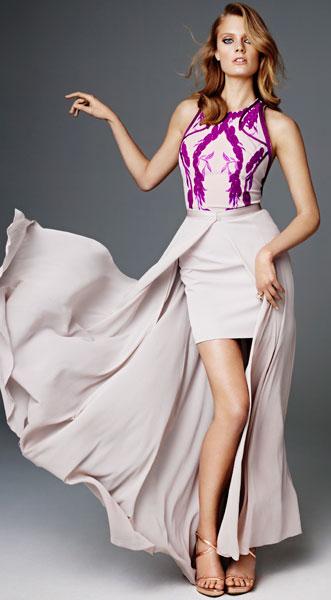 vestidos verano 2012 H&M