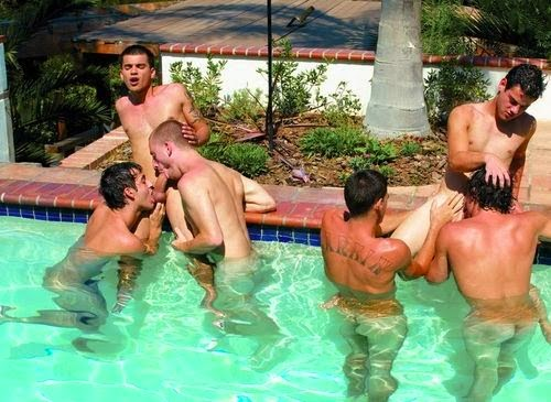 from Aiden gay pool sex parties