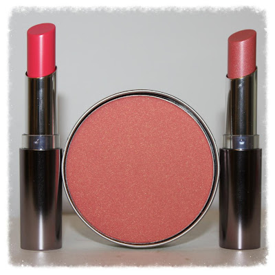 CARGO Cosmetics Lipstick and Blush