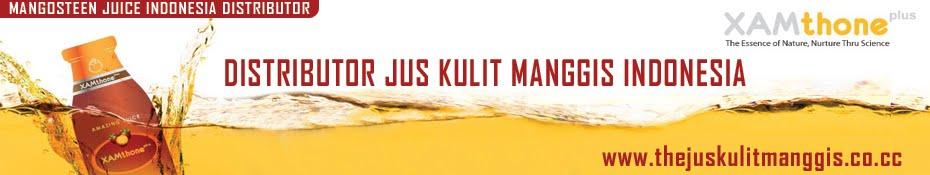 DISTRIBUTOR JUS KULIT MANGGIS INDONESIA