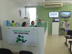 LABORATÓRIO E CLINICA SÃO SEBASTIÃO (84) 3281 2015