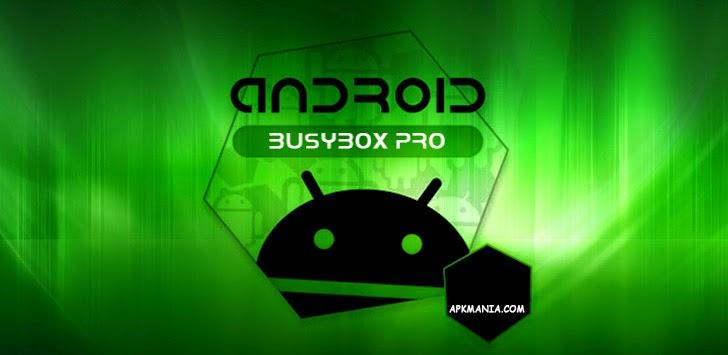 BusyBox Pro [v18 Apk File]