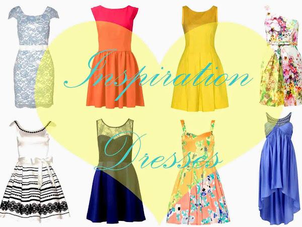 INSPIRATIONS | DRESSES
