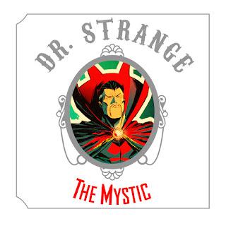Dr. Strange Hip-Hop Variant