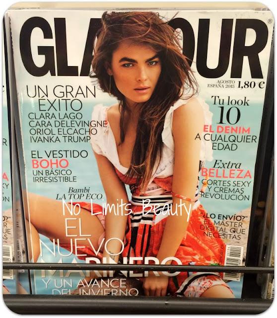 Regalos revistas agosto 2015: Glamour