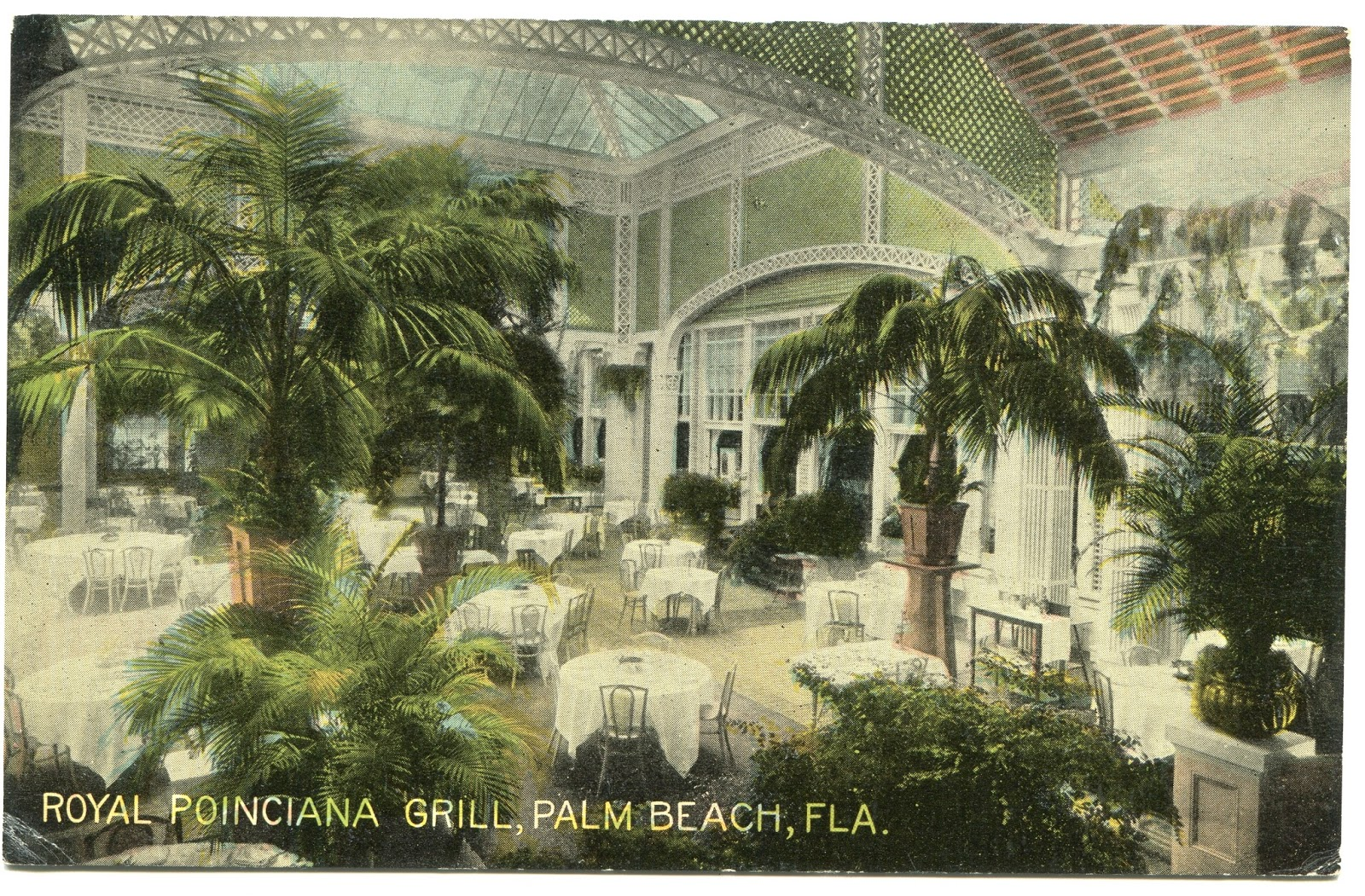 Welcome to the Hotel Royal Poinciana