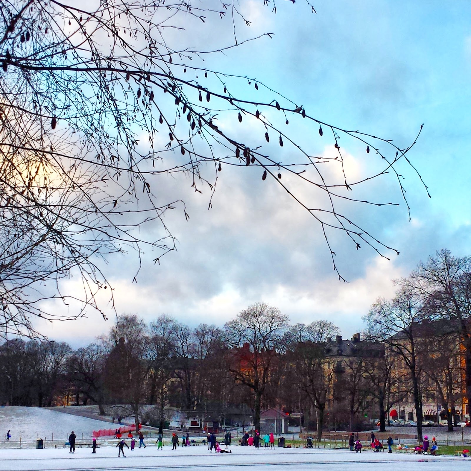 Vasastan Park, Stockholm Sweden     A collection of memories on afeathery*nest     http://afeatherynest.com