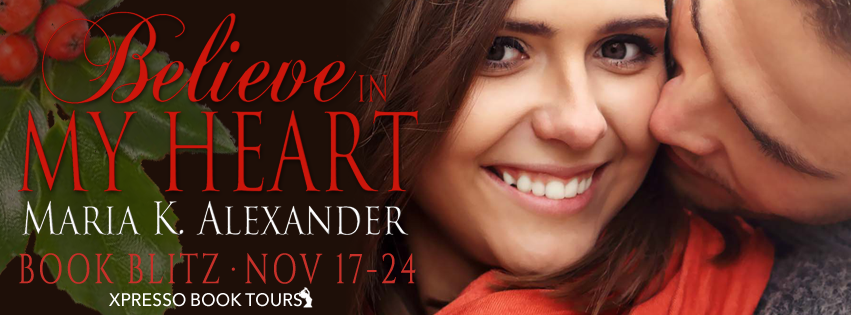 Believe in My Heart Book Blitz