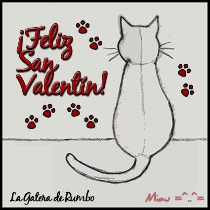 San Valentín 2014. Gatera de Rumbo.