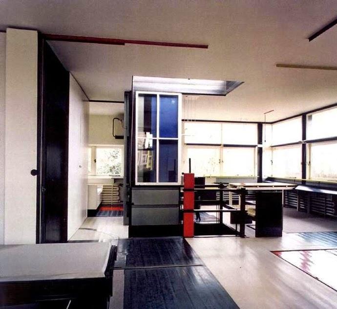 Dise o interior bauhaus - Bauhaus iluminacion interior ...