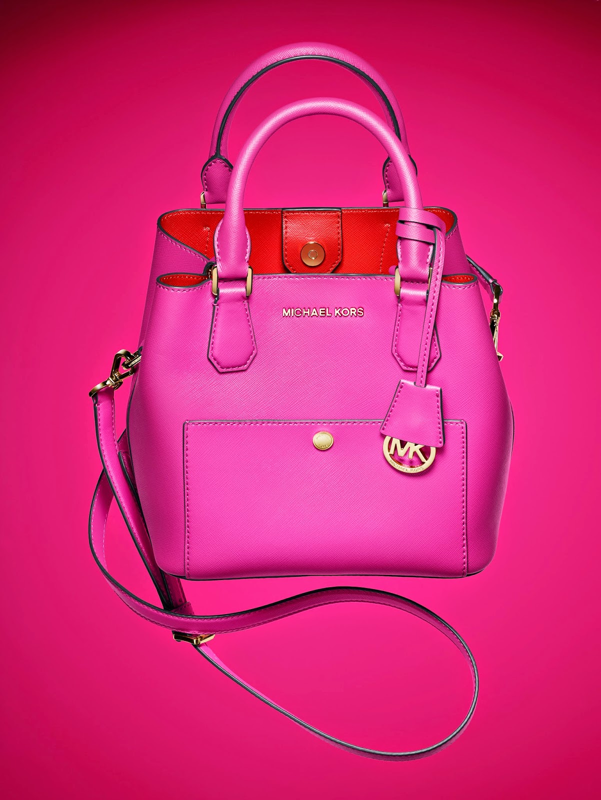 MICHAEL Michael Kors Introduces The Greenwich Bag