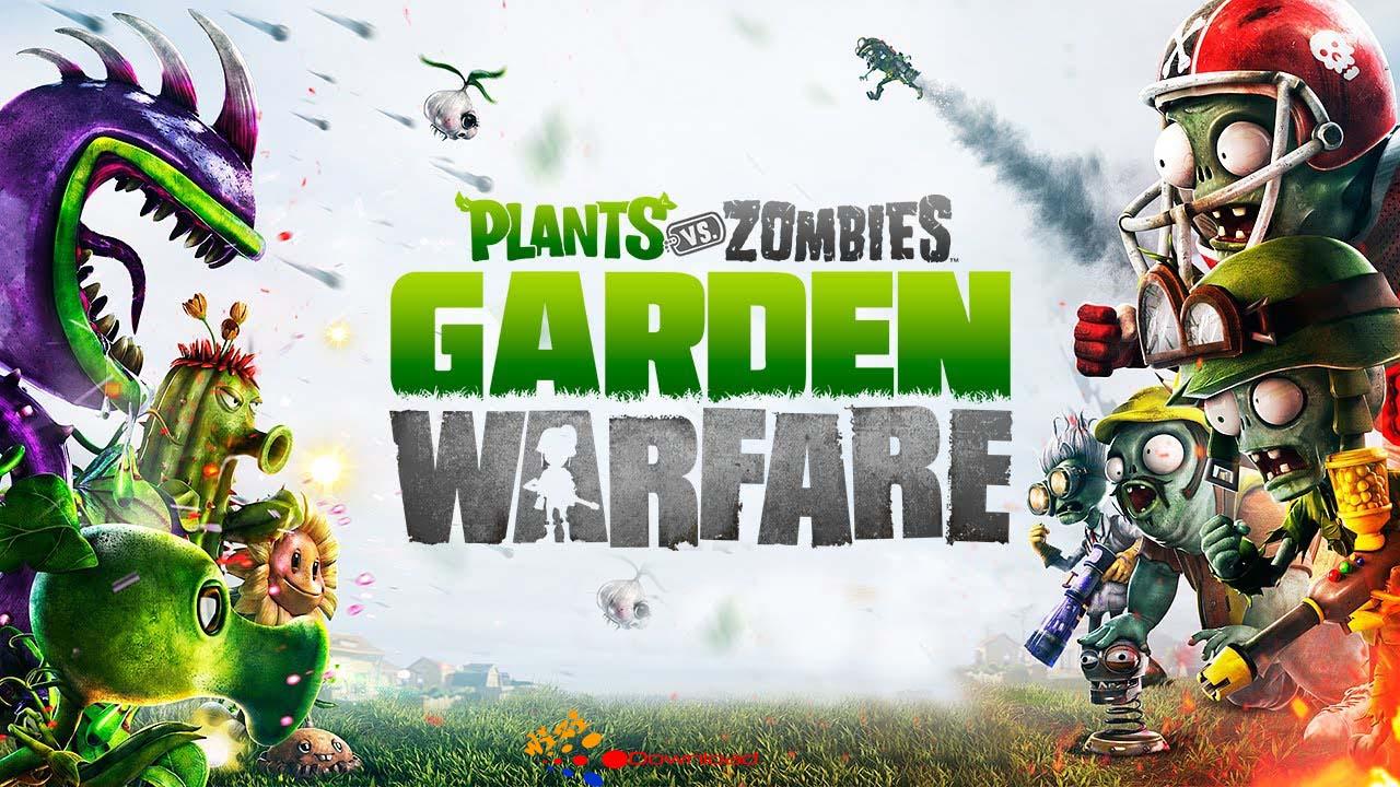 plants vs zombies garden warfare free