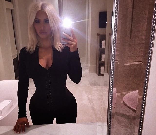 Nos quiere impresionar Kim Kardashian