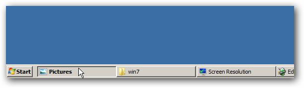 how to make windows 7 look like xp no downloads