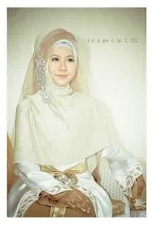 Koleksi Hijab Modern Untuk Akad Nikah