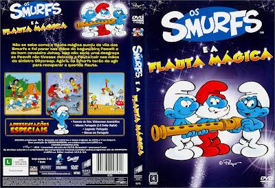 Os Smurfs E A Flauta Mágica