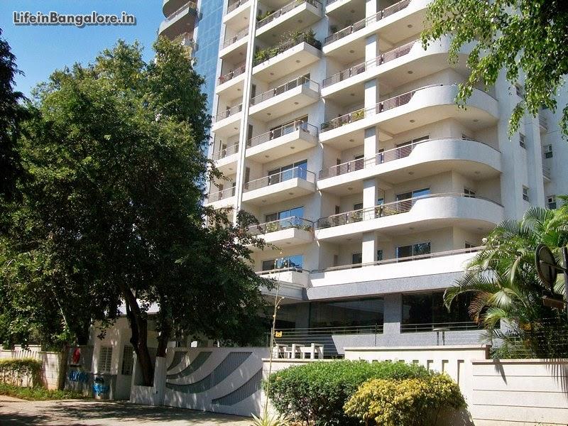 Mantri Altius Apartments Photo Album- Shivajinagar