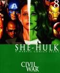 Cover of She-Hulk #8 eComic