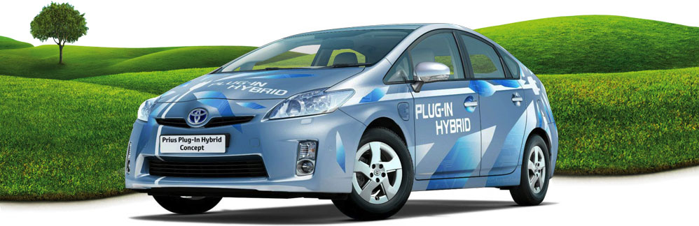 Toyota Announces Registration Web Site For Prius Plug In