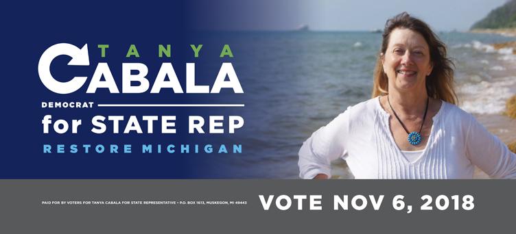 Tanya Cabala For State Rep