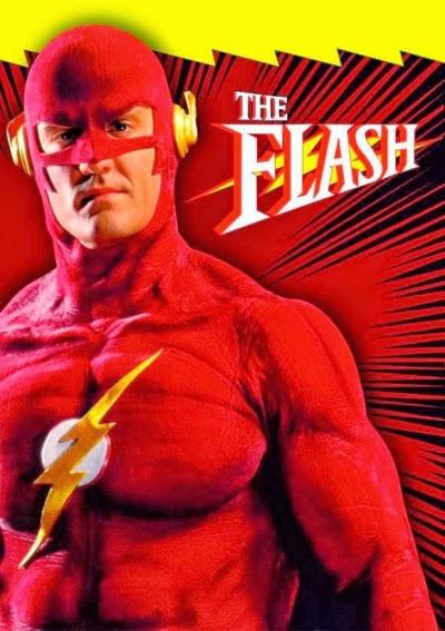 The Flash  O filme  Dublado  DVDRip AVI