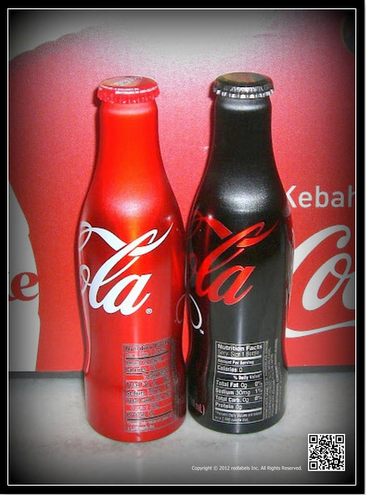 aluminum bottle collector club coca cola test bottle usa 2008. Black Bedroom Furniture Sets. Home Design Ideas