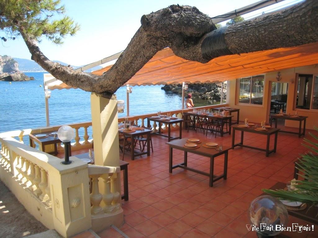 Vite fait bien frais chez bernard plage magaud toulon - Restaurant l huitre y est port des barques ...