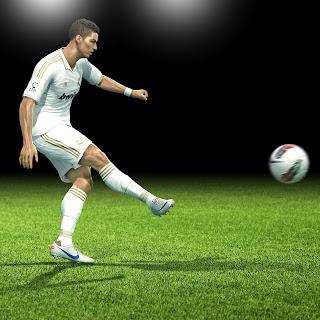 Cristiano Ronaldo screen : PES 2013 (9)