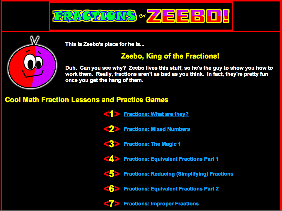 Dragon\'s Den Curriculum: Can Fractions Be More Fun?