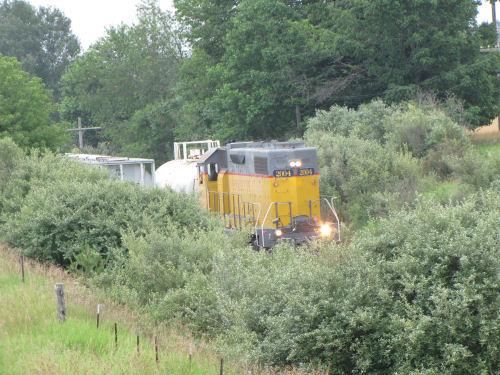 Marquette Rail