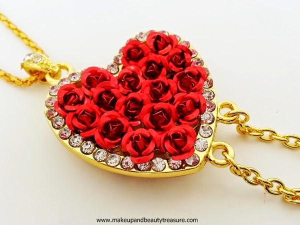 Heart-Pendant-India