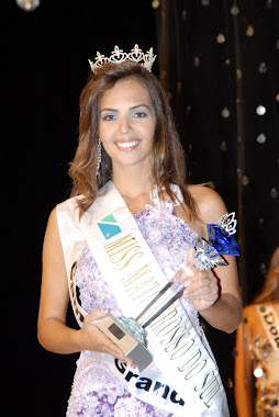 MISS MS 2009 PILAR VELASQUES