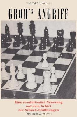 Libro de ajedrez sobre la apertura Grob 1. g4