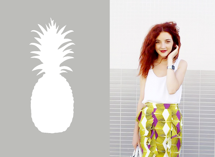 OUTFIT | Pineapple!